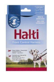 Peitoral CA Halti Front Control Harness M