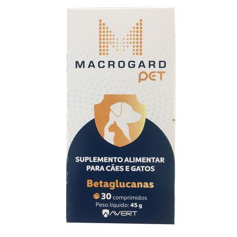 Suplemento Macrogard Pet