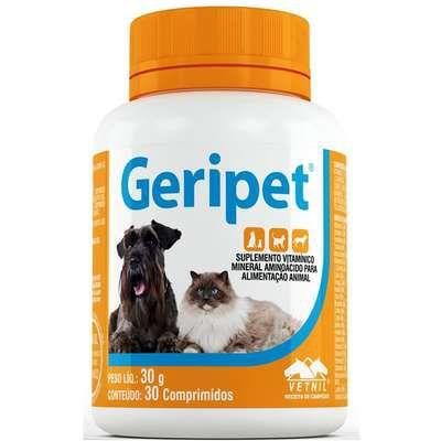 Suplemento Geripet