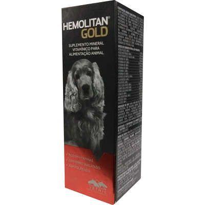 Suplemento Hemolitan Gold Gotas 60ml