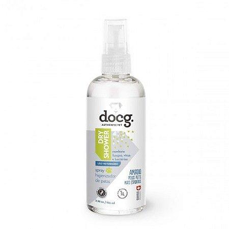 Dry Shower Spray Higienizador De Patas 100ml