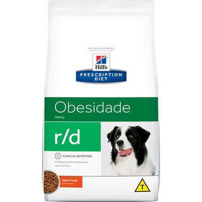 Ração Hill's Prescription Diet Cão Raça Média e Grande R/D Obesidade 1,5kg