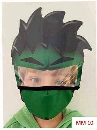 Mascara de proteção Intanfil - HULK