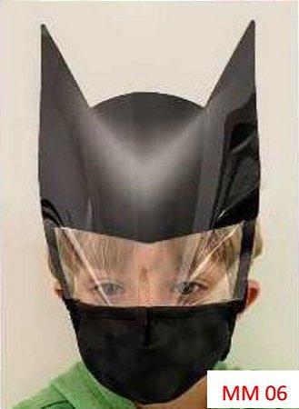 Mascara de proteção Infantil - Batman