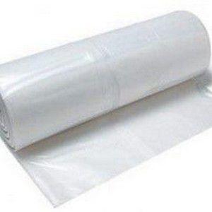 LONA PLASTICA CRISTAL ESTUFA 150 MICRAS 6M LARGURA  - Valor por metro linear