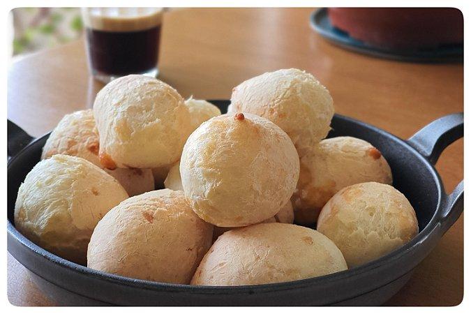 Pão de queijo Minas padrão da Fazenda Atalaia