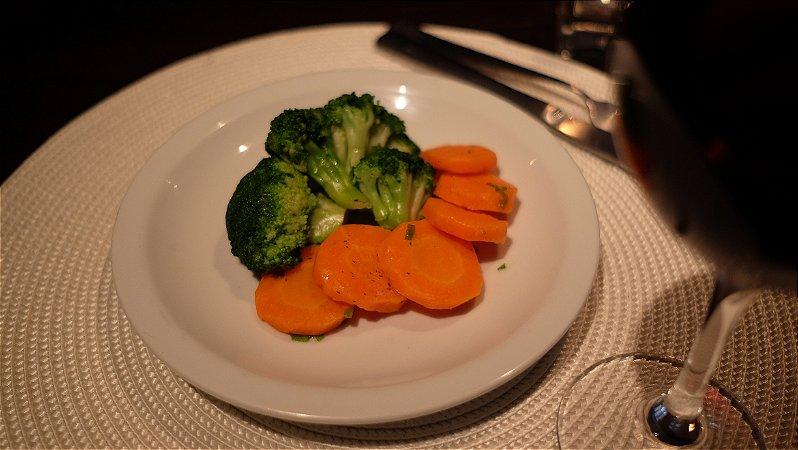 Brócolis com Cenoura