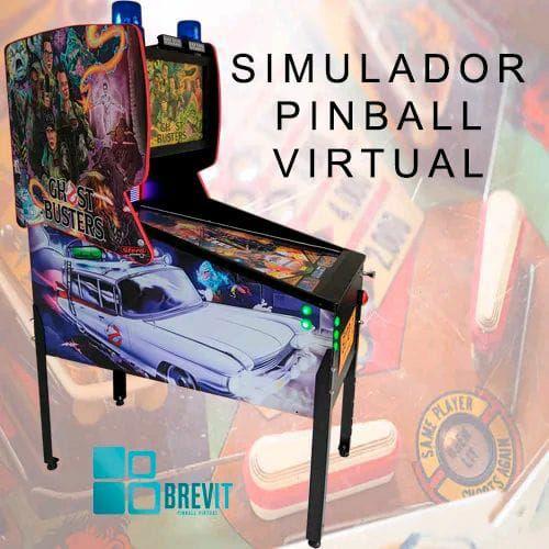 Simulador de Pinball Digital