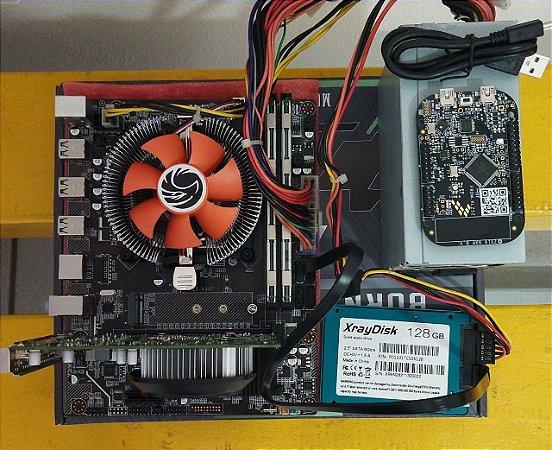 Kit p/ Pinball Digital com VPX 225 Mesas