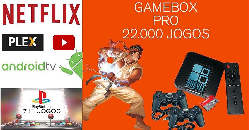 GameBox Pro