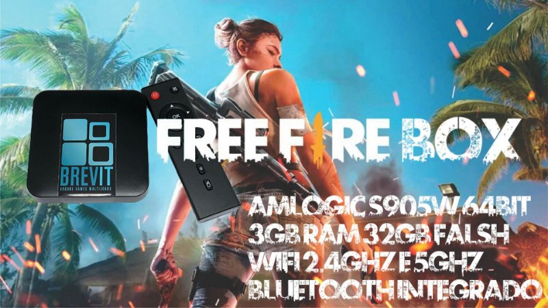 TV Box Free Fire