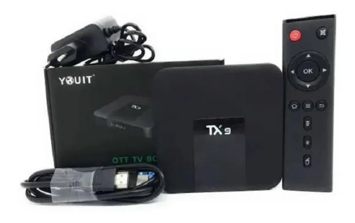 TV Box Youit TX9