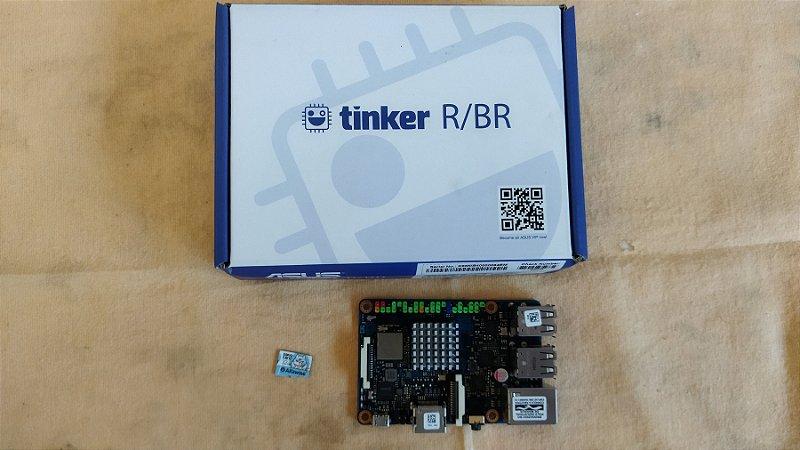 Asus Tinker Board R 2gb Memoria Quad-core (USADO)