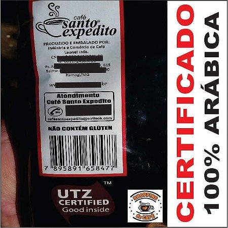 Café Pó 15 Kg Tradicional Sul Mineiro Arábica Catuaí Vermelho saboroso e aromático