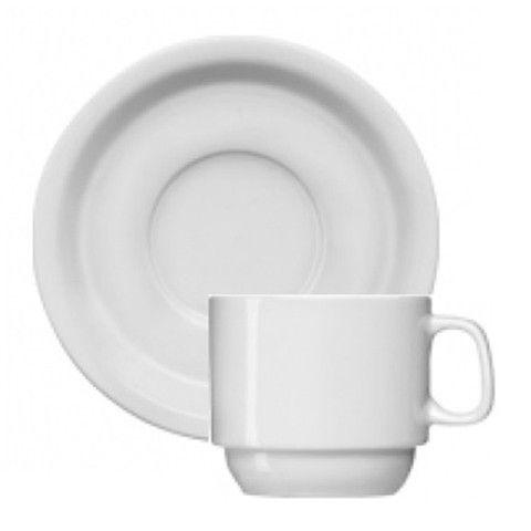Xícara c/ Pires para chá - Classe Única - Germer