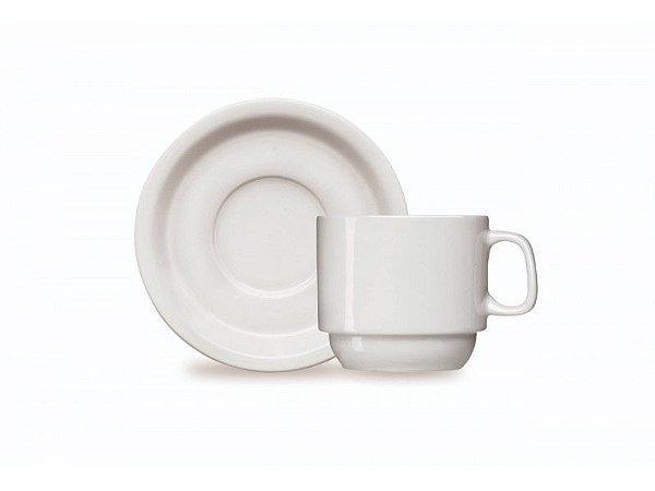Xícara c/ Pires para café - Classe Única - Germer