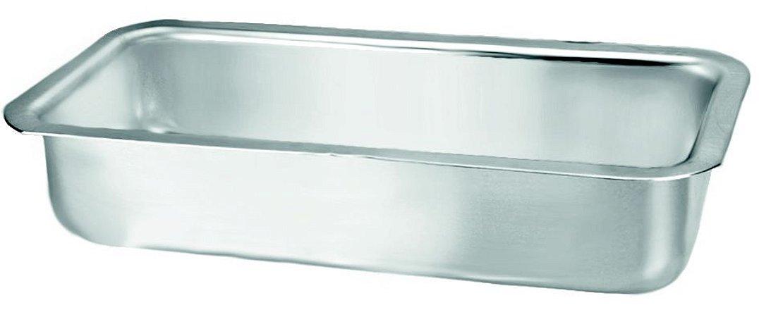 Forma para pão Pequena( 22.9 x 10.7 x 4.5 cm) - Luz Nobre