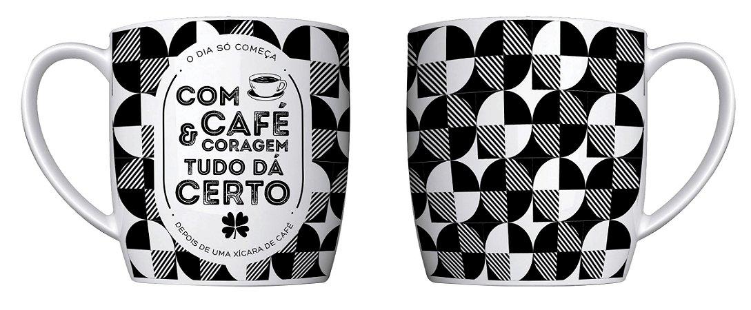 Caneca de Porcelana Urban café - Diamontina -Germer