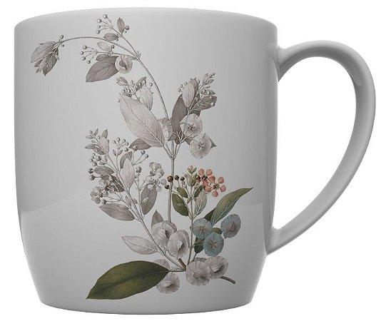 Caneca de Porcelana Urban Café - Bela Botânica - Germer