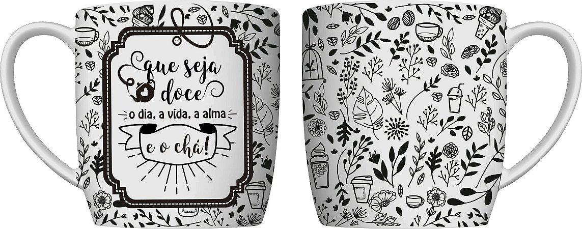 Caneca de Porcelana Urban Café - Aniz (Germer)