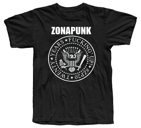 Camiseta Zona Punk Ramones