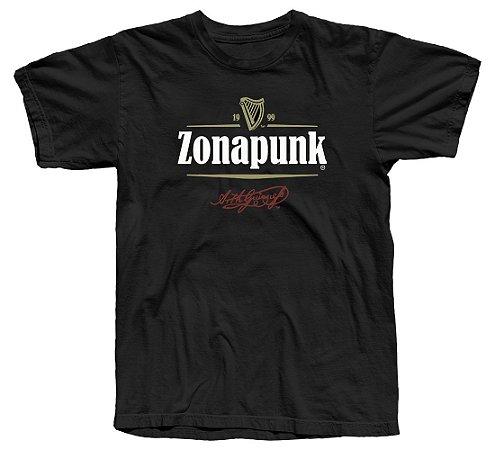Camiseta Zona Punk Guiness