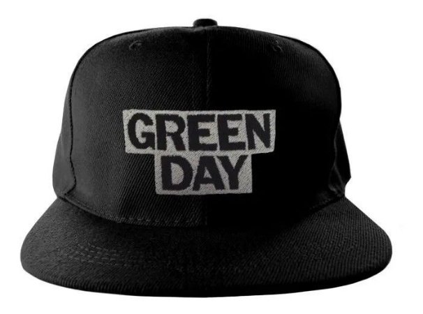 Boné Oficial Green Day