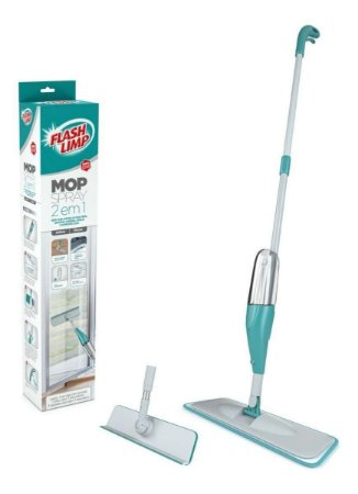Flash Limp Mop Spray 2 em 1
