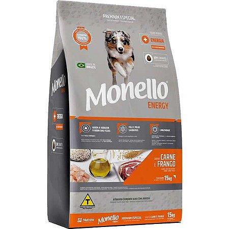 Monello Ração Dog Energy 15KG