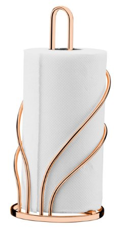 Future suporte para papel toalha Rosé Gold