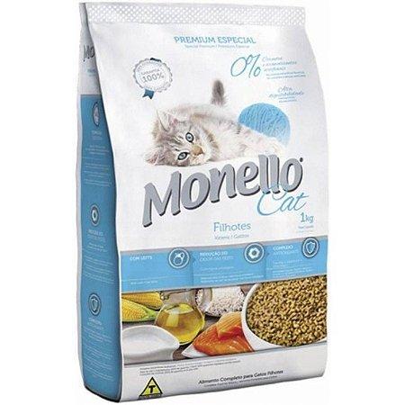 Monello Ração Cat Filhotes 1KG