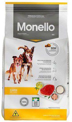 Monello Ração Dog Tradicional 15KG
