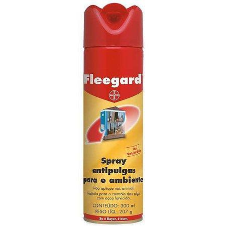 Bayer Fleegard Spray Antipulgas Ambiente 300ml