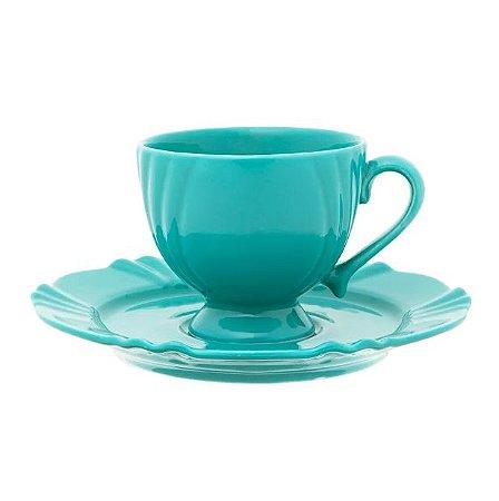 Oxford Xícara Chá C/ Pires 200ml