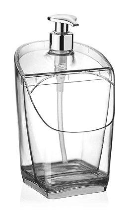 UZ Porta Detergente Translúcido Transparente
