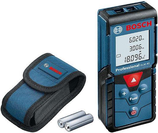 Bosch Trena a Laser GLM 40