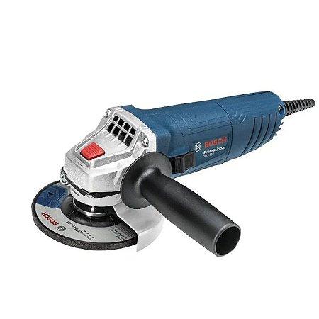 "Bosch Esmerilhadeira Angular de 4 1/2"" GWS 850"