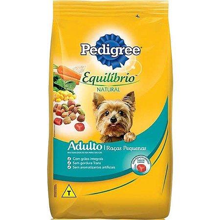 Pedigree Equilíbrio Natural Cães Raças Pequenas 10,1KG