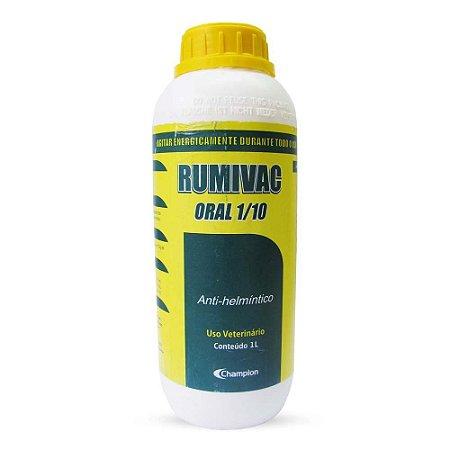 Champion Rumivac Anti-helmíntico Bovinos e Suínos Solução Oral 1L