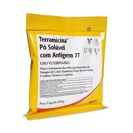 Terramicina® Pó Solúvel C/ Antigerm 77 100G
