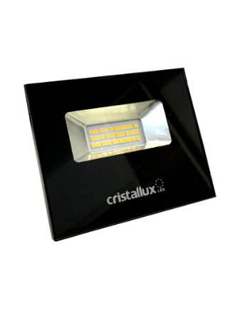 Cristallux Refletor de Alta Potência 10W Luz Branca
