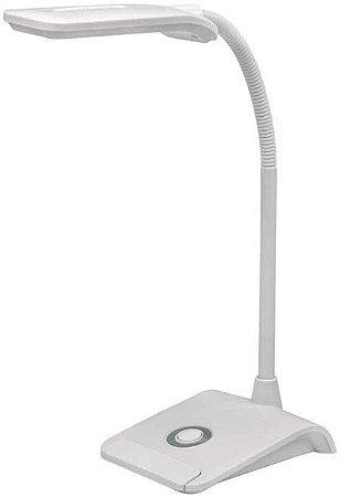 Taschibra Luminária de Mesa TLM Flex Branca