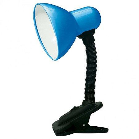Taschibra Luminária de Mesa Garra TLM 05 Azul