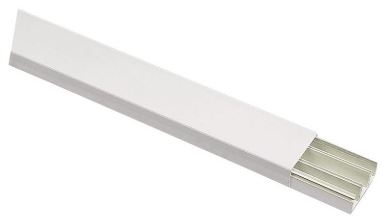 Tramontina Canaleta Branco Palha 40mmX20mmX2000mm