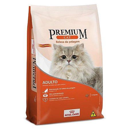 Royal Canin Premium Cat Beleza da Pelagem 1KG