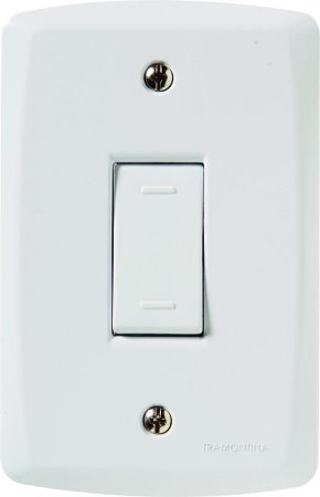 Tramontina Luz Interruptor Paralelo 10A