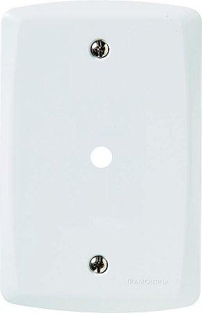Tramontina Luz Placa 1 Furo 9,5mm