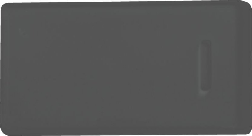 Tramontina Módulo Grafite Interruptor Simples 10A