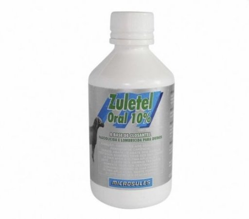 Zuletel Oral (Closantel 10%) 250mL