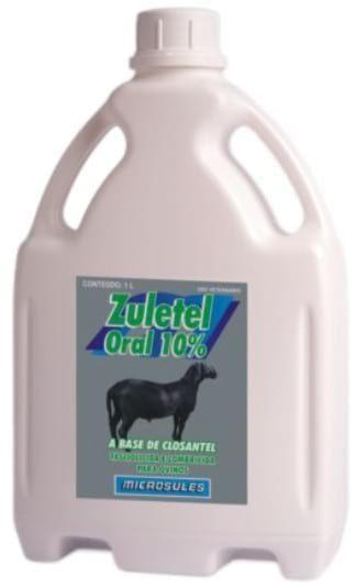 Zuletel Oral (Closantel 10%) 1L